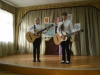 Дуэт из объединения « Гитара»  ( педагог Авдеенко И.Ю) Песня « Алые паруса»