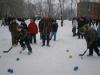 Атраккцион « Хоккей на снегу»