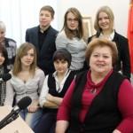 На Подольском радио